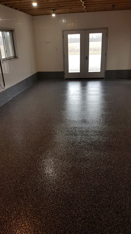 Slip Proof Garage Floor Coatings Concrete