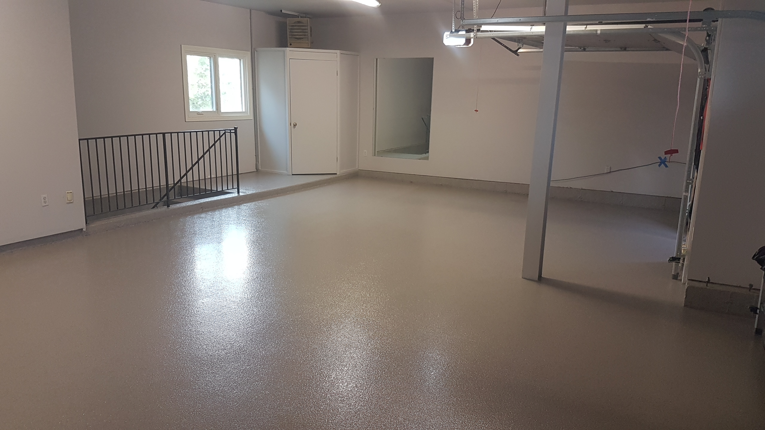 Grit Garage Floor Coatings